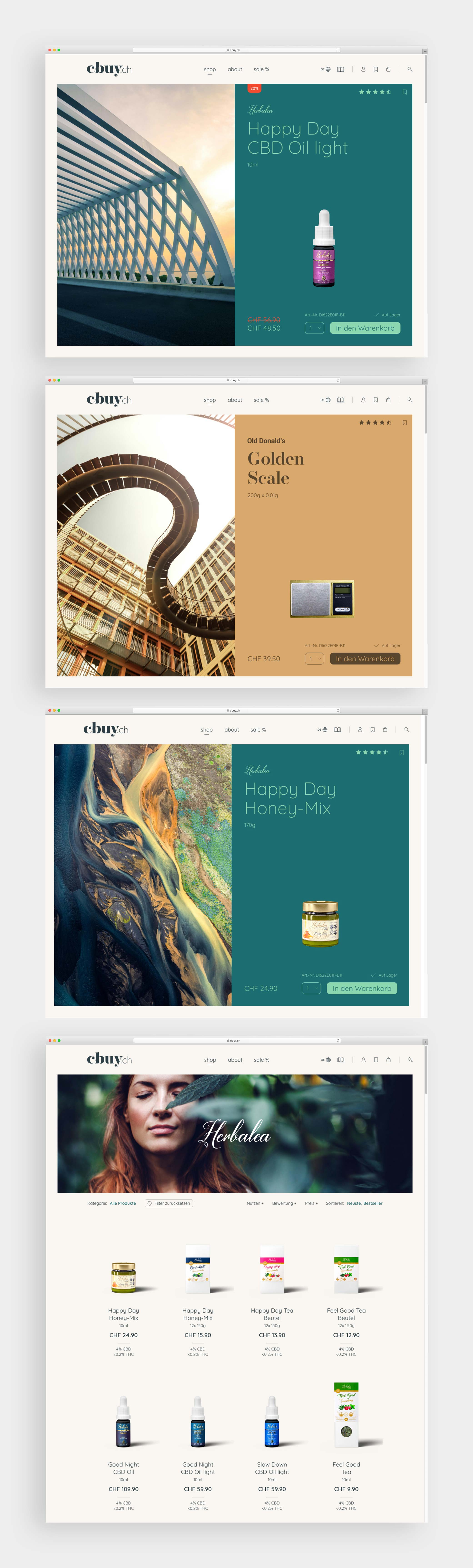 cbuy_website_pages_mockup